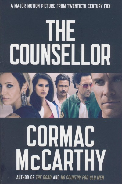 Cormac Mccarthy - The Counsellor
