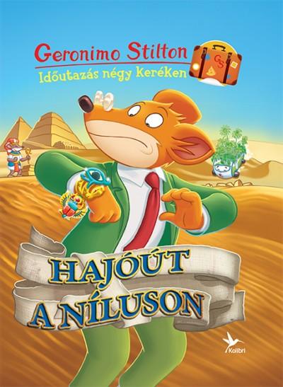 Geronimo Stilton - Hajóút a Níluson