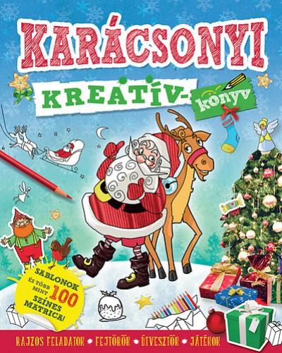 Andrea Pinnington - Karácsonyi kreatívkönyv