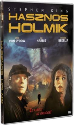 - HASZNOS HOLMIK - DVD -