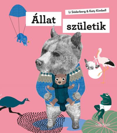 Katy Kimbell - Li Söderberg - Állat születik