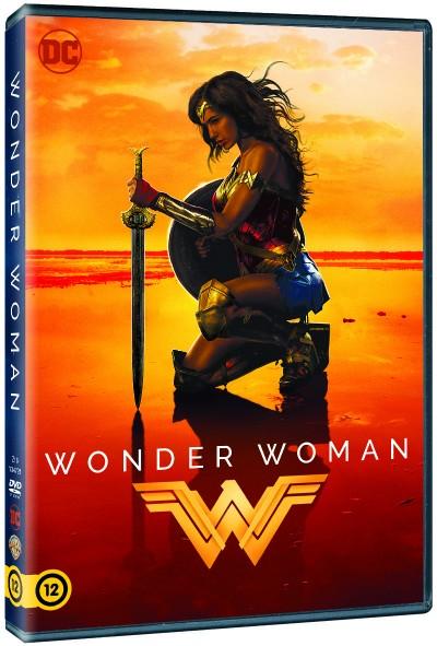 Patty Jenkins - Wonder Woman - DVD