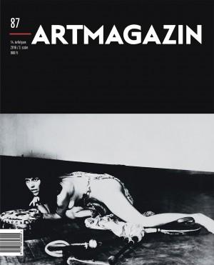 Topor T�nde (SZERK.) - Artmagazin 87 - 2016/3. sz�m