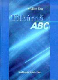 TITKÁRNŐ ABC