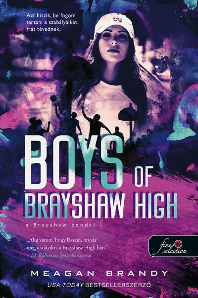 Meagan Brandy - Boys of Brayshaw High - A Brayshaw bandái