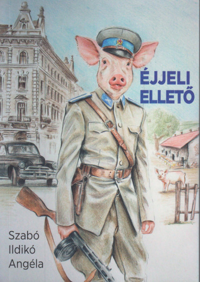 Szabó Ildikó Angéla - Éjjeli ellető