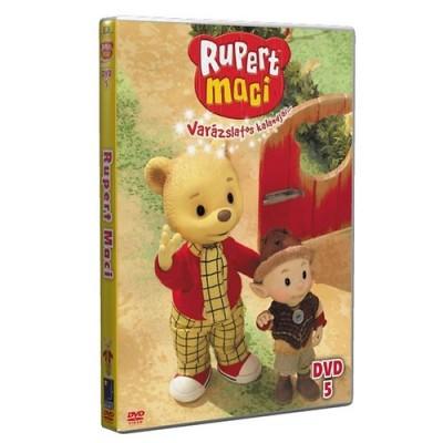 - Rupert maci varázslatos kalandjai 5. - DVD