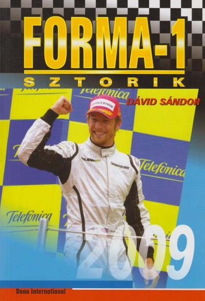 Dávid Sándor - Forma-1 sztorik 2009