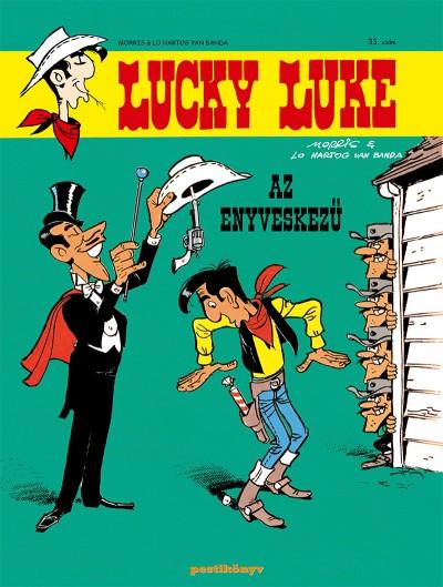 - Lucky Luke 33. - Az enyveskezű