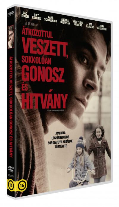 Joe Berlinger - Átkozottul veszett, sokkolóan gonosz és hitvány - DVD