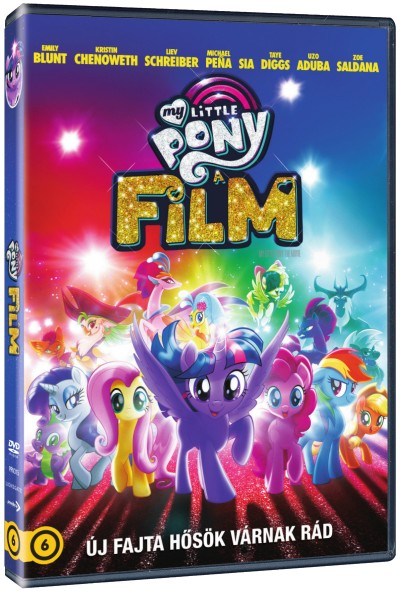 Jayson Thiessen - My Little Pony: A film - DVD