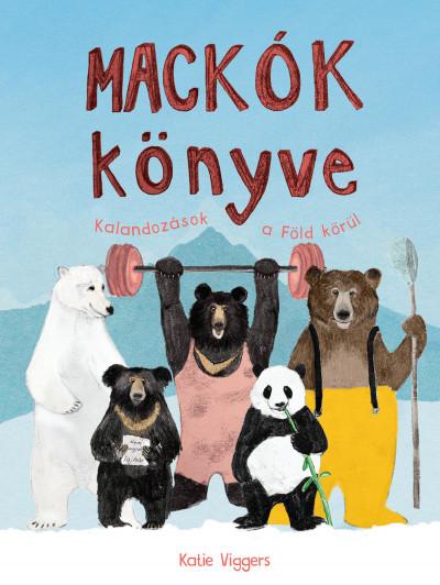 Katie Viggers - Mackók könyve