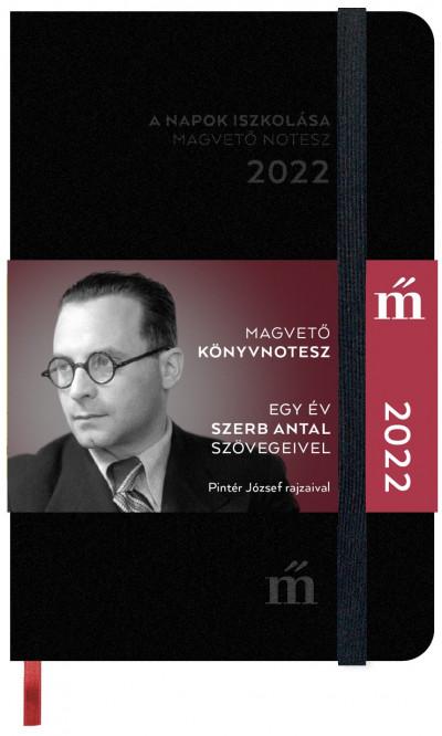 - A napok iszkolása 2022 -  Magvető könyvnotesz