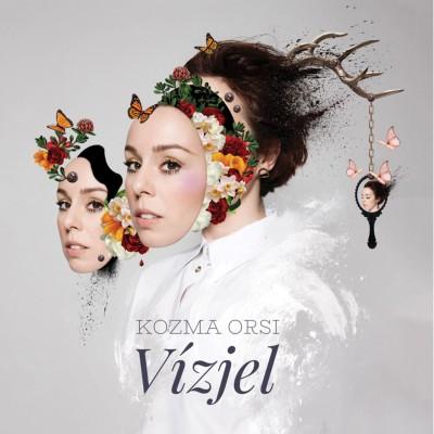 Kozma Orsi - Vízjel - CD