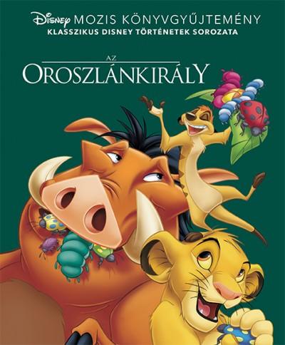 - Disney klasszikusok - Az Oroszlánkirály