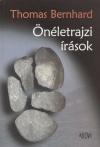 Thomas Bernhard - �n�letrajzi �r�sok