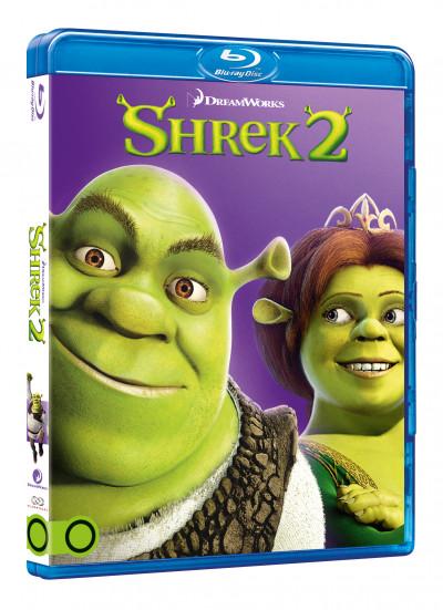 Andrew Adamson - Kelly Asbury - Conrad Vernon - Shrek 2. - Blu-ray