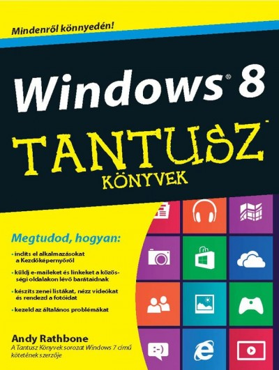 Andy Rathbone - Windows 8