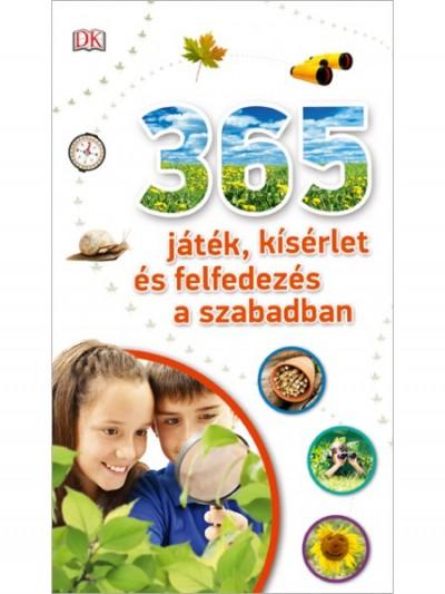 - 365 játék, kísérlet és felfedezés a szabadban