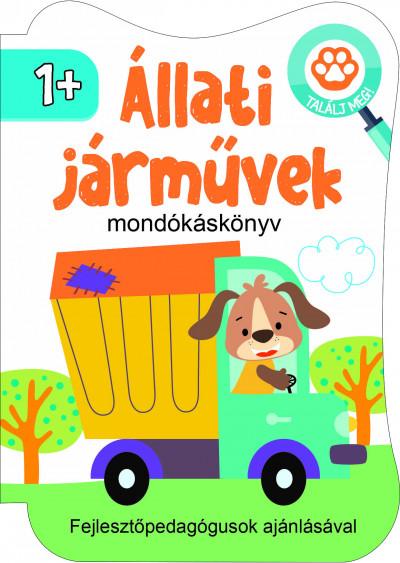 - Állati járművek mondókáskönyv