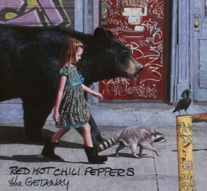 Red Hot Chili peppers - The Getaway - CD