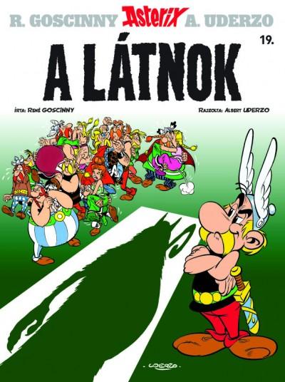 René Goscinny - Albert Uderzo - Asterix 19. - A látnok