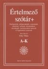 B�nki Judit (Szerk.) - E�ry Vilma (Szerk.) - �rtelmez� sz�t�r + i-ii.