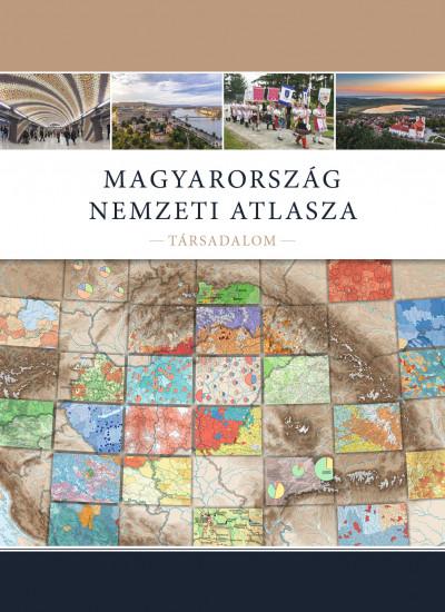 Kocsis Károly  (Szerk.) - Magyarország Nemzeti Atlasza - Társadalom