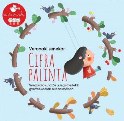 Veronaki Zenekar - Cifra Palinta - CD