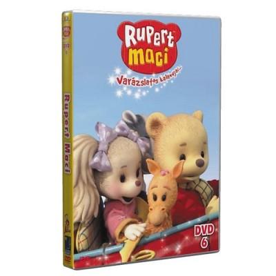 - Rupert maci varázslatos kalandjai 6. - DVD
