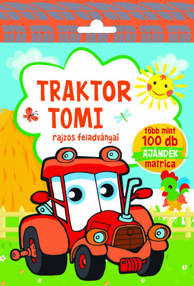 Dávid Ildikó  (Szerk.) - Traktor Tomi
