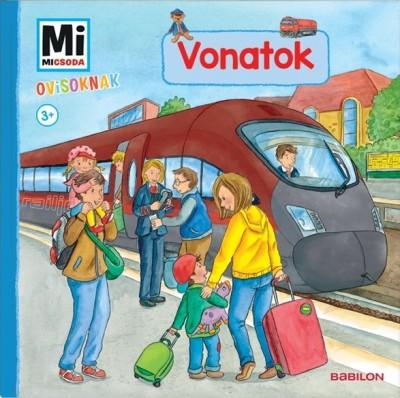 Andrea Weller-Essers - Vonatok