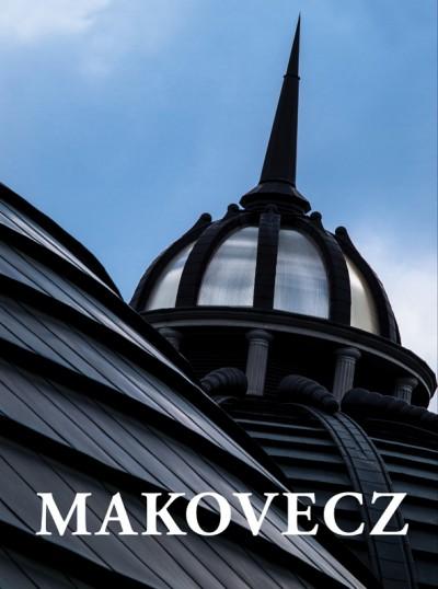 Gerle János  (Szerk.) - Makovecz - Tervek, épületek, írások 1959 - 2001