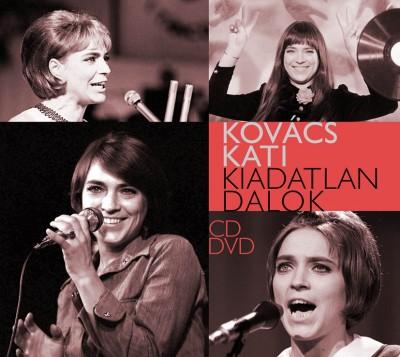 Kovács Kati - Kiadatlan dalok - CD + Életút DVD