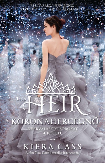 Kiera Cass - A koronahercegnő
