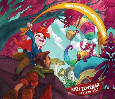 Kifli Zenekar - Szabó Leslie - Holvoltholnemország - CD
