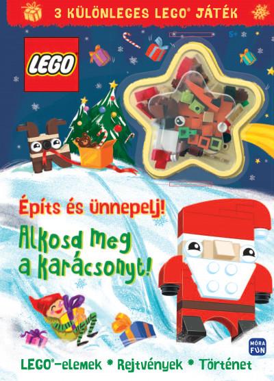 - Lego - Építs és ünnepelj! - Alkosd meg a karácsonyt!