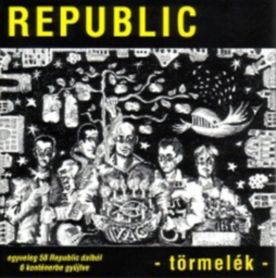 Republic - Törmelék - CD