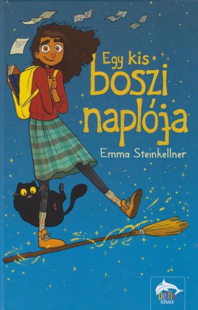 Emma Steinkellner - Egy kis boszi naplója