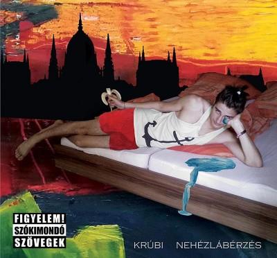 Krúbi - Nehézlábérzés - CD