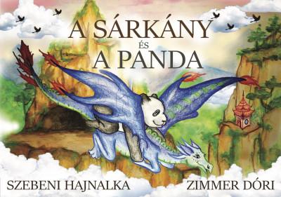 Szebeni Hajnalka - A sárkány és a panda