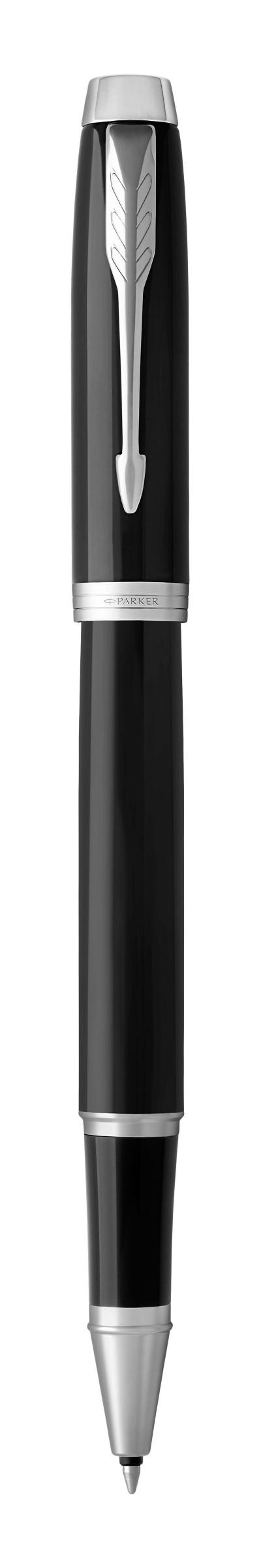 - Parker Royal Im - fekete, ezüst klipsz 1931658 - rollertoll