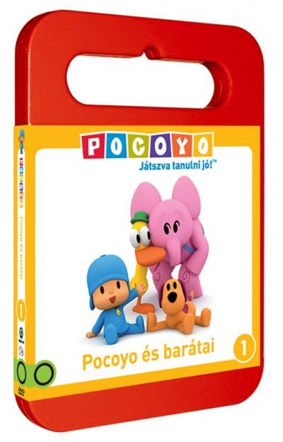 - Pocoyo 1. - Pocoyo és barátai - DVD