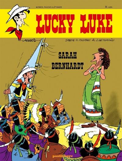 - Lucky Luke 31. - Sarah Bernhardt