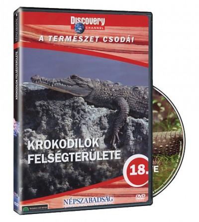 - A természet csodái 18. -  Krokodilok felségterülete