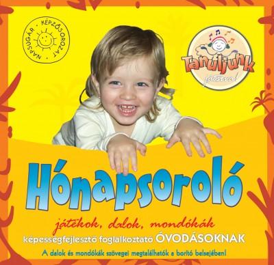 Fehérné Farkas Ibolya  (Összeáll.) - Hónapsoroló - CD
