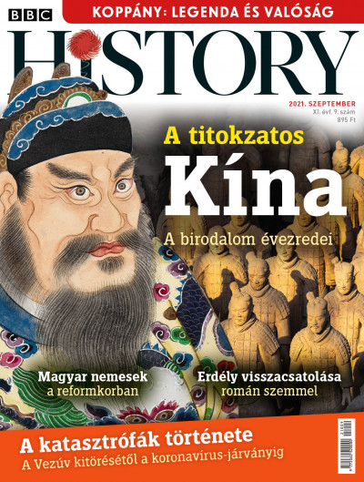 Győrffy Iván  (Szerk.) - Romsics Ignác  (Szerk.) - BBC History - 2021. XI. évfolyam 09. szám - Szeptember
