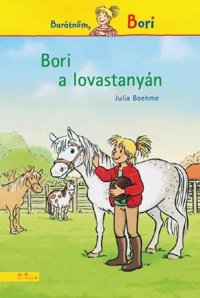 Julia Boehme - Bori a lovastanyán