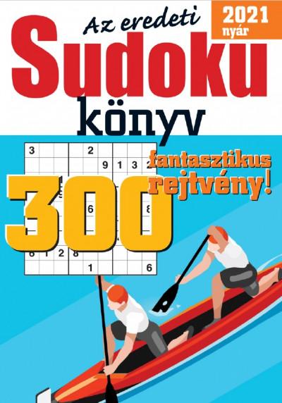 - Az eredeti Sudoku könyv - 2021 nyár