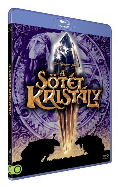 Jim Henson - Frank Oz - A sötét kristály - Blu-ray
